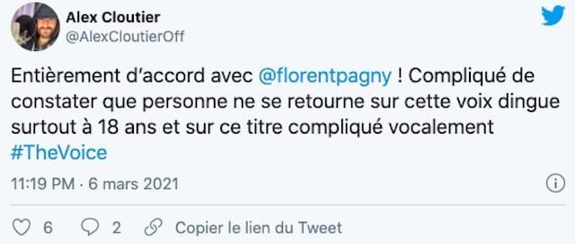 The Voice: Florent Pagny s'en prend aux coachs à cause d'un candidat !