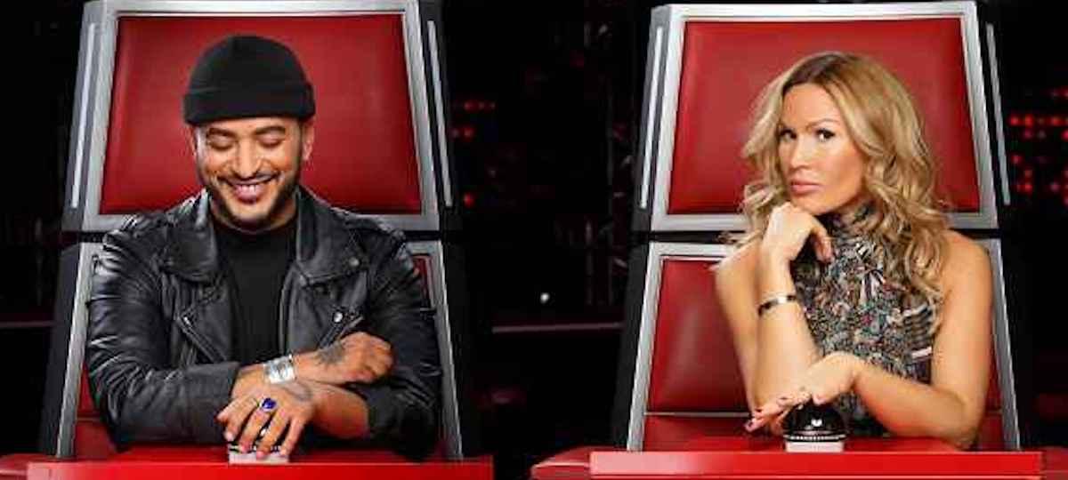 The Voice: la venue de Vitaa et Slimane énerve les téléspectateurs !