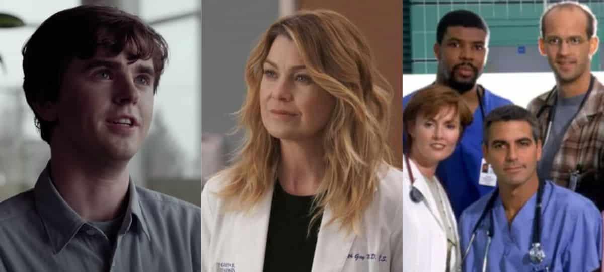 Urgences, Grey's Anatomy, Good Doctor : les séries médicales disent elles toujours la vérité ?