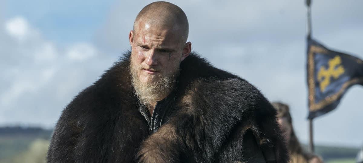 Vikings- Alexander Ludwig revient sur la mort de Bjorn dans la série