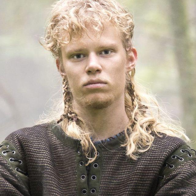 Vikings: Sigurd moins présent que Bjorn et Ivar dans la série ?