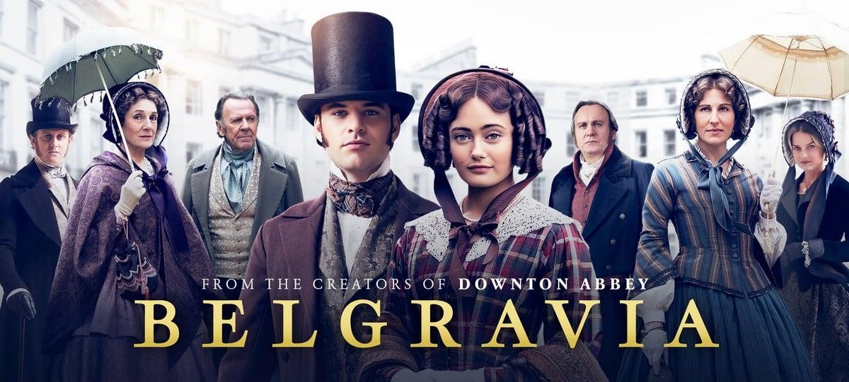 Amazon Prime: la série «Belgravia» du créateur de Downton Abbey dispo !