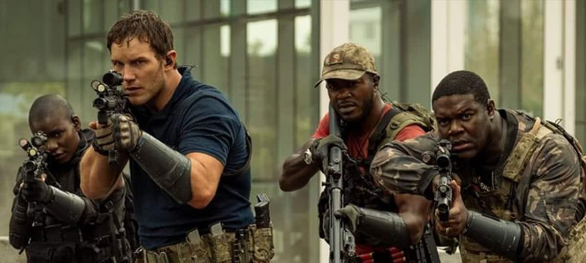 Amazon Prime tease déjà son nouveau thriller «The Tomorrow War» !