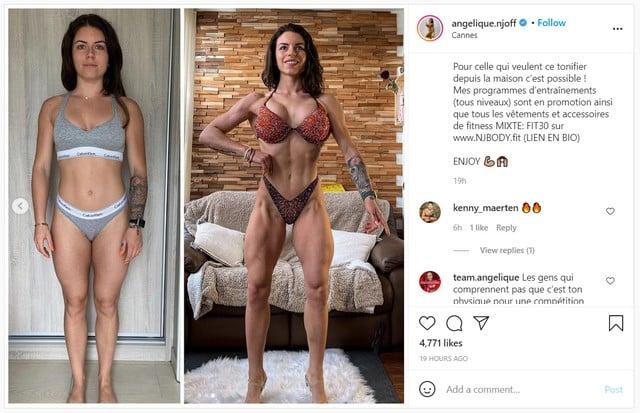 Angélique (Koh-Lanta) dévoile sa surprenante transformation !
