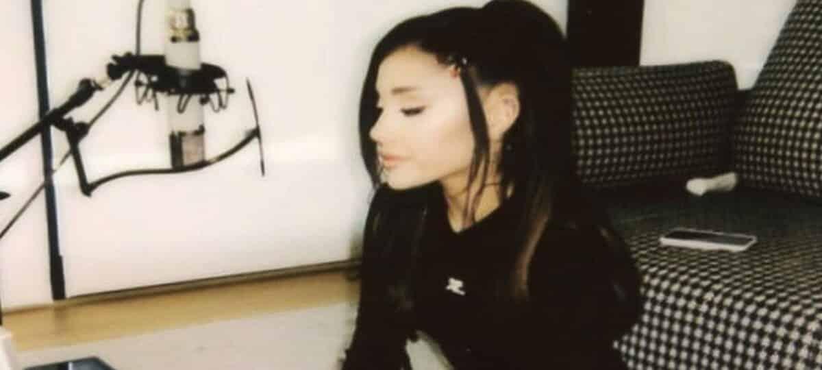 Ariana Grande très complice avec sa maman Joan sur Instagram