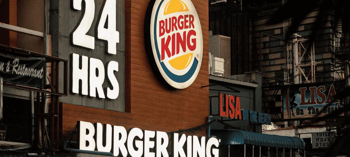 Burger King transformé en cantine pour un hôpital aux Etats-Unis ?