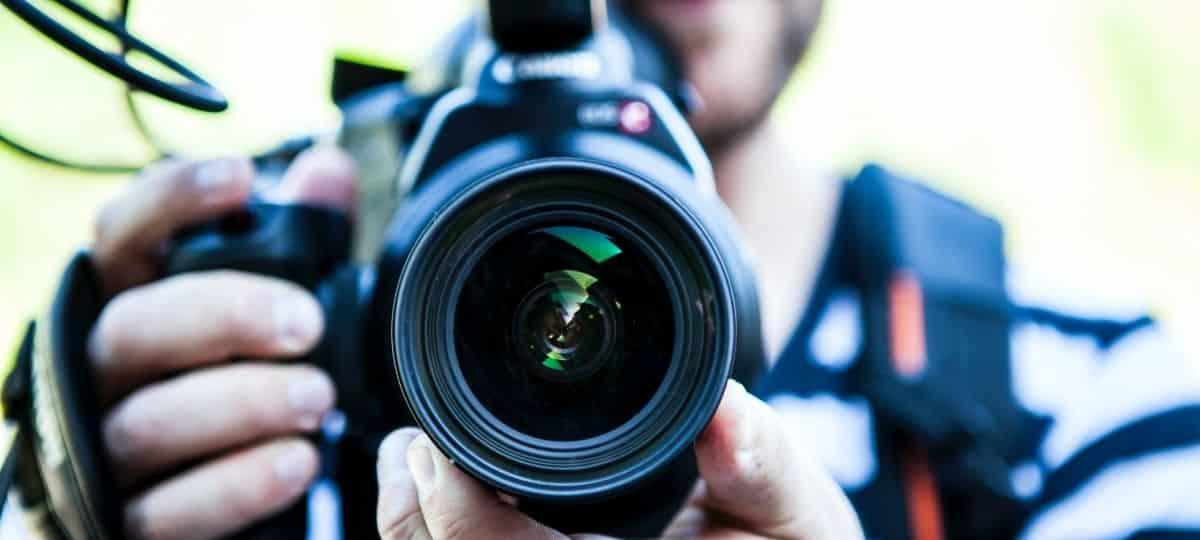 Campus orientation: en quoi consiste le rôle d'un photographe-vidéaste ?