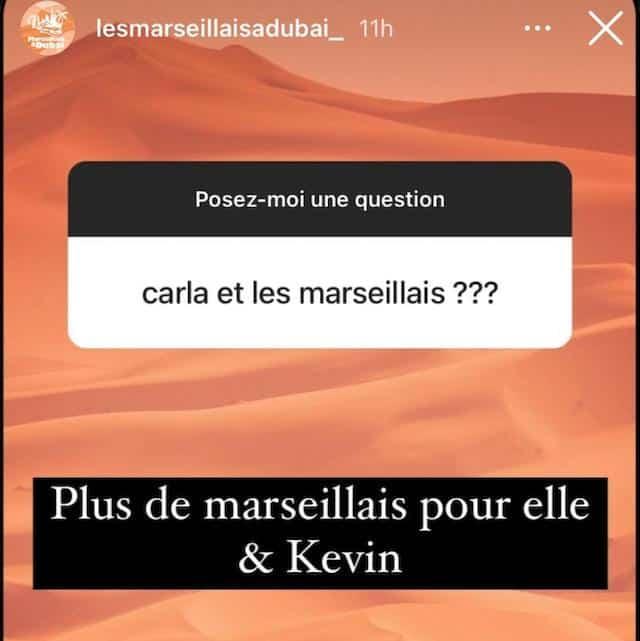 Carla Moreau prête à quitter les Marseillais après le scandale de sorcellerie ?