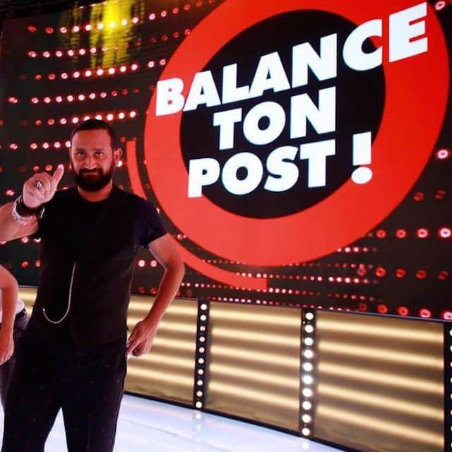 Cyril Hanouna explique pourquoi l'émission Balance ton post s'arrête !