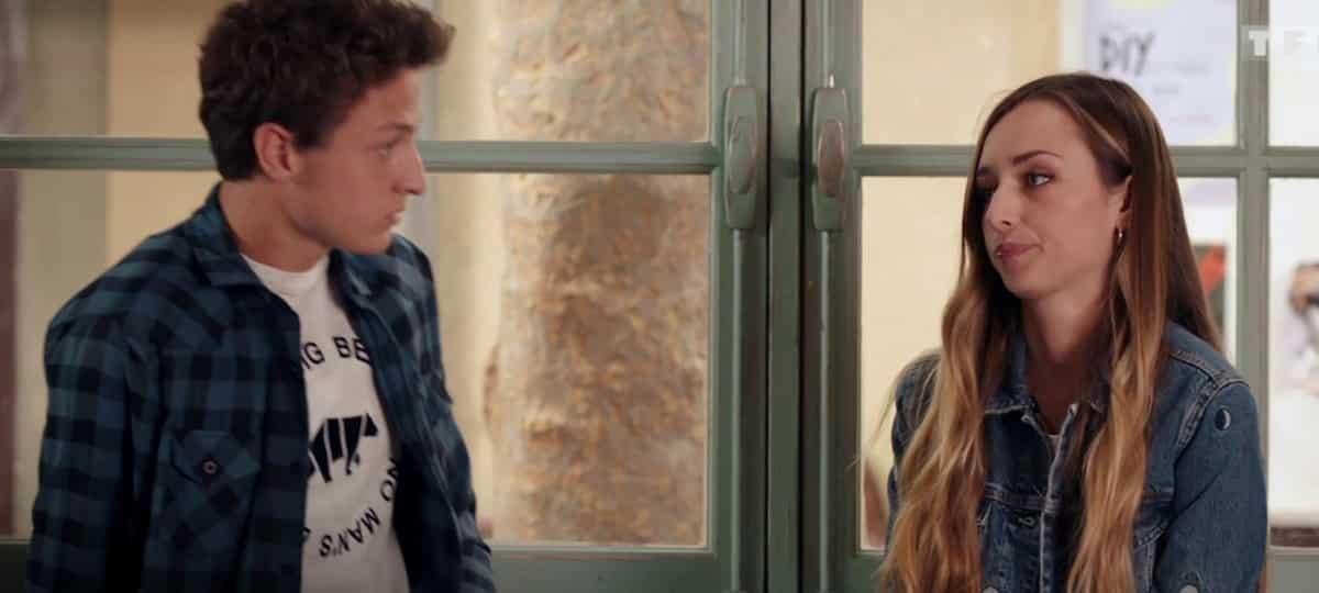 Demain nous appartient: Sofia embrasse Romain et quitte Arthur !