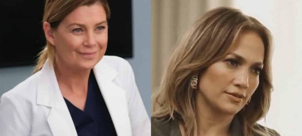 Ellen Pompeo (Grey's Anatomy) et Jennifer Lopez unies pour le vaccin !