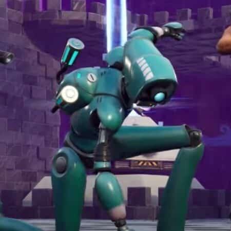 Fortnite présente sa nouvelle héroïne Robo-Ray dans un teaser inédit !