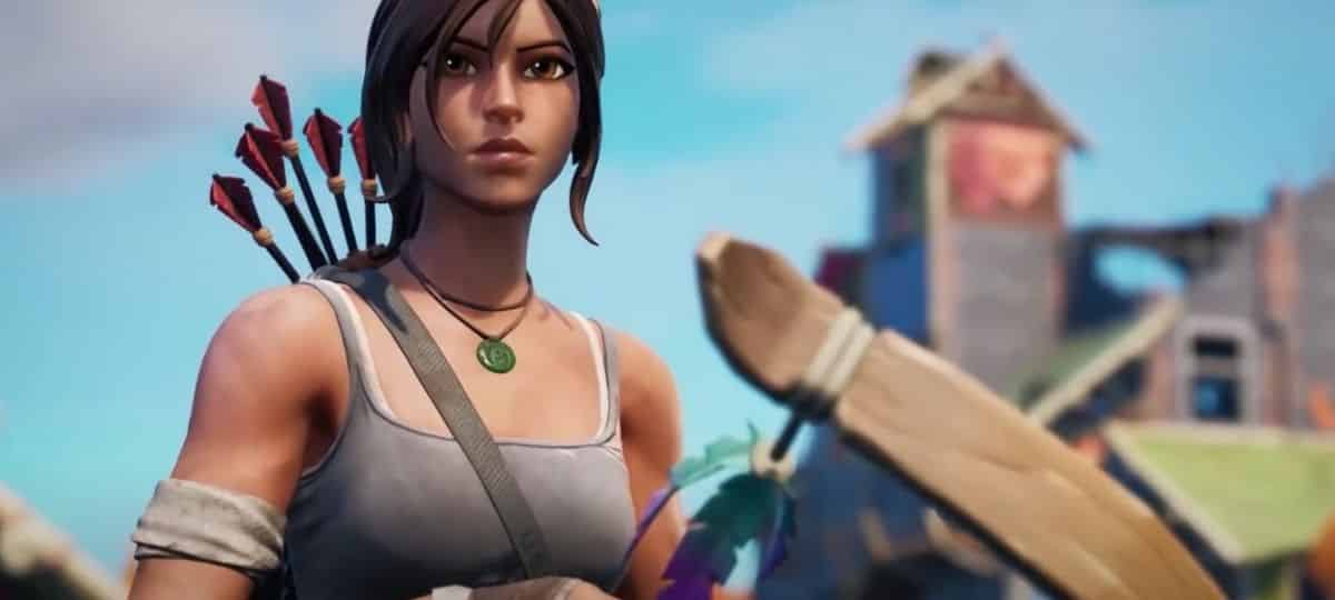Fortnite saison 6: comment trouver Lara Croft et avoir l'arc grappin ?