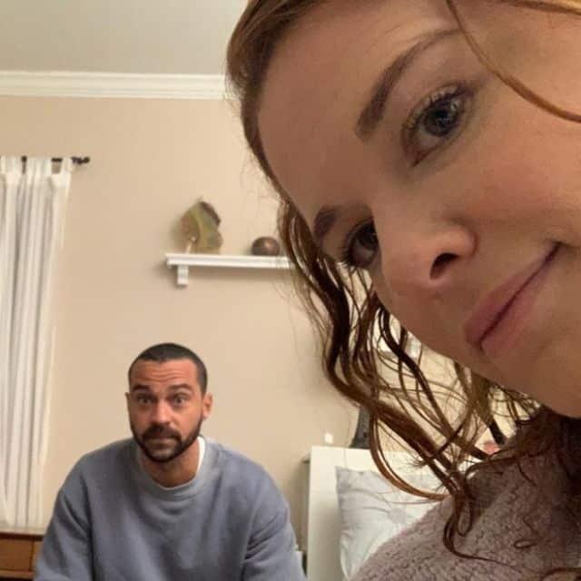 Grey's Anatomy: les retrouvailles entre April et Jackson affolent la Toile !