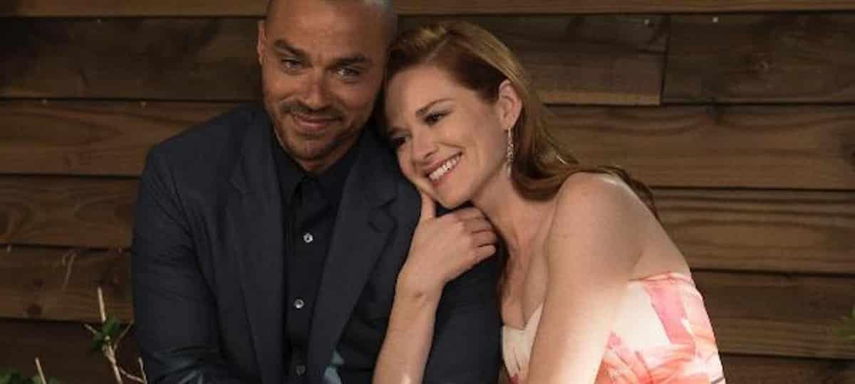 Grey's Anatomy saison 17: Sarah Drew en dit plus sur April et Jackson !