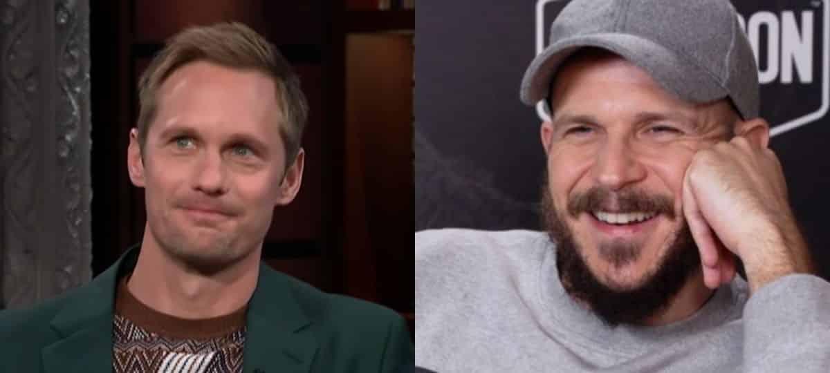 Gustaf Skarsgard (Vikings): son frère joue dans «Godzilla vs Kong» !
