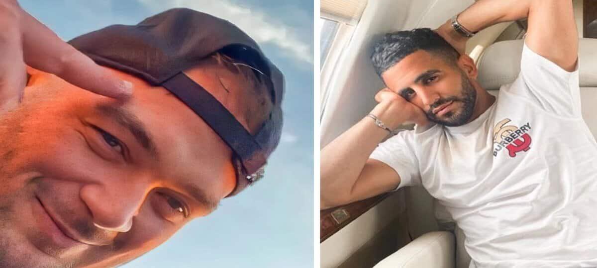 Jul affronte la star du football Riyad Mahrez dans un parking