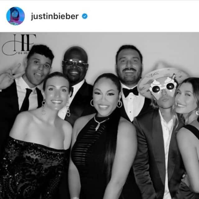 Justin Bieber et Hailey Baldwin ultra chics pour un mariage !
