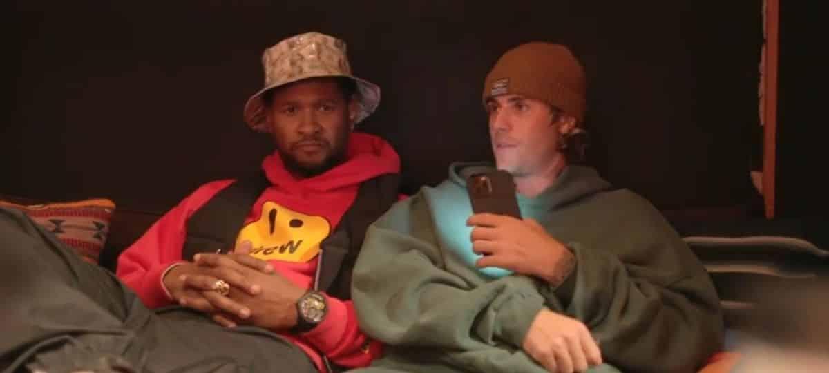 Justin Bieber et Usher vont sortir un nouveau feat ensemble ?Justin Bieber et Usher vont sortir un nouveau feat ensemble ?