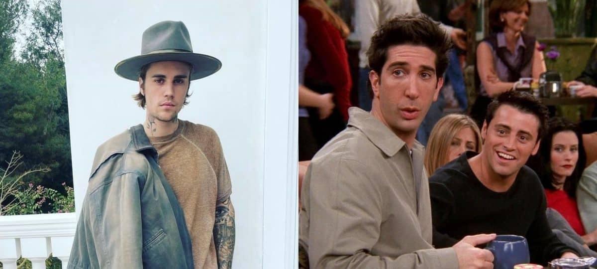 Justin Bieber présent dans l'épisode «The Reunion» de Friends ?