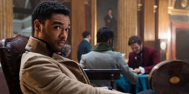 La Chronique des Bridgerton (Netflix): la production a tout fait pour garder Simon !