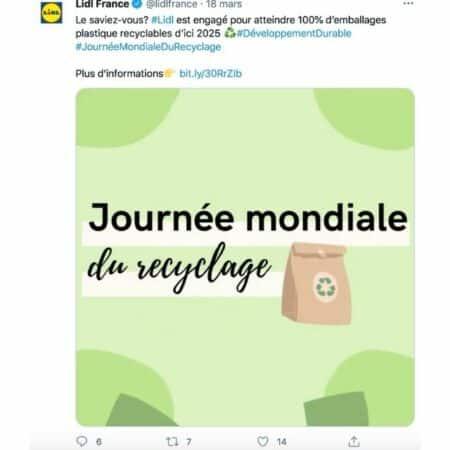 Lidl veut ouvrir un «nouveau concept de supermarché» en France !