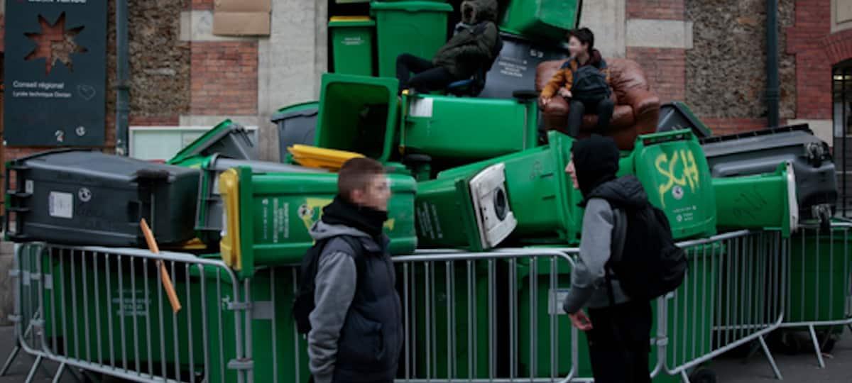 Lycée: le syndicat UNL appelle aux blocus pour le contrôle continu !