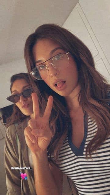 María Pedraza (La Casa de Papel) s'affiche sexy avec des lunettes !
