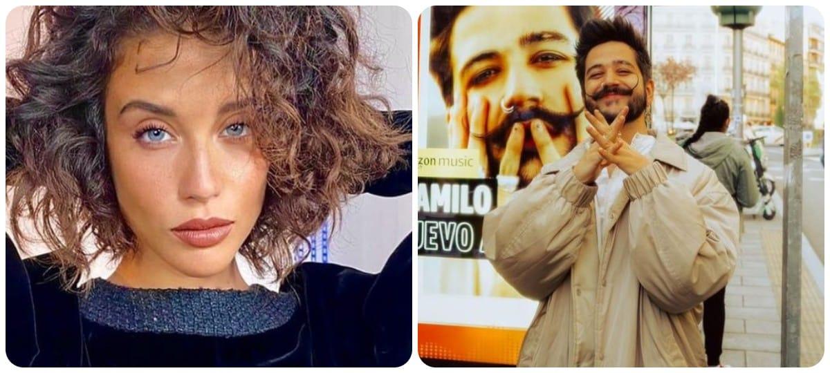 Maria Pedraza ultra fan de la chanson «Mareado» de Camilo !