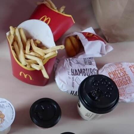 McDonald's cette astuce pour garder ses frites bien chaudes jusqu'à chez soi