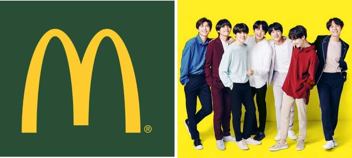 McDonald's: les fans de BTS rendent les burgers luxueux !
