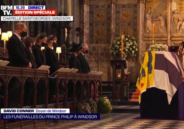 Meghan Markle fait un cadeau très symbolique au Prince Philip !