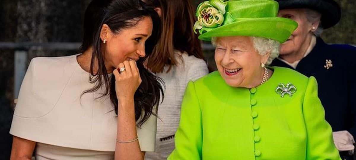Meghan Markle: la Reine ne veut toujours pas entendre parler d'elle !