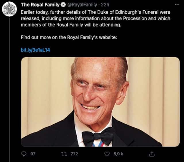 Meghan Markle: son mari Harry loin de William aux obsèques de Philip ?
