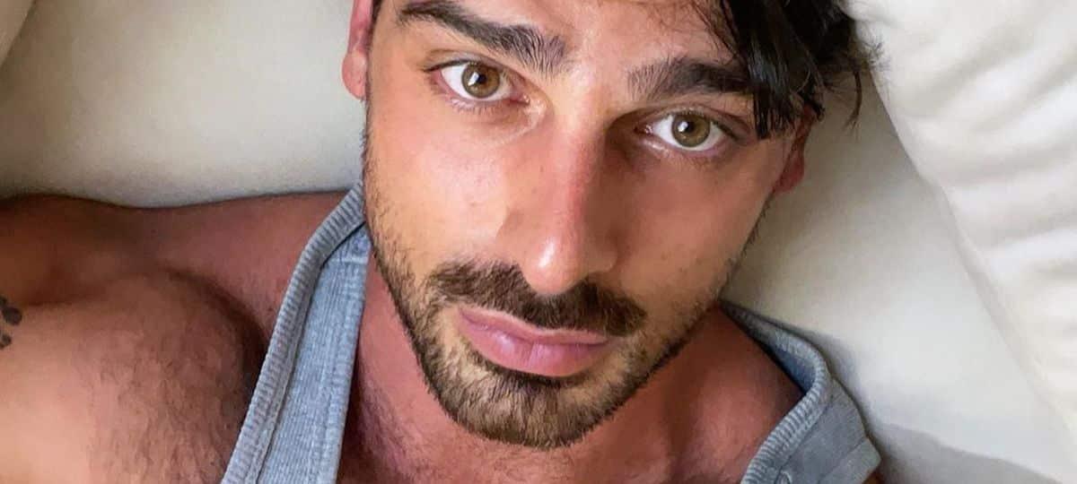 Michele Morrone enflamme Instagram avec son regard de braise !