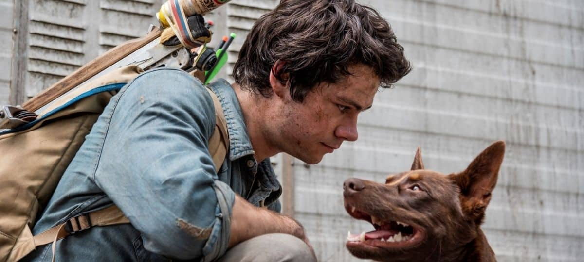 Netflix dévoile l'incroyable making-of du film Love and Monsters !