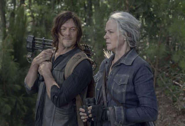 Netflix: «The Walking Dead» saison 10 débarque sur la plateforme !