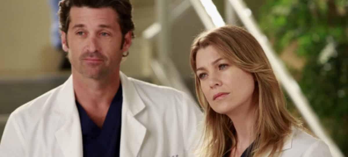 Patrick Dempsey (Grey's Anatomy) a pleuré lors de sa dernière scène !