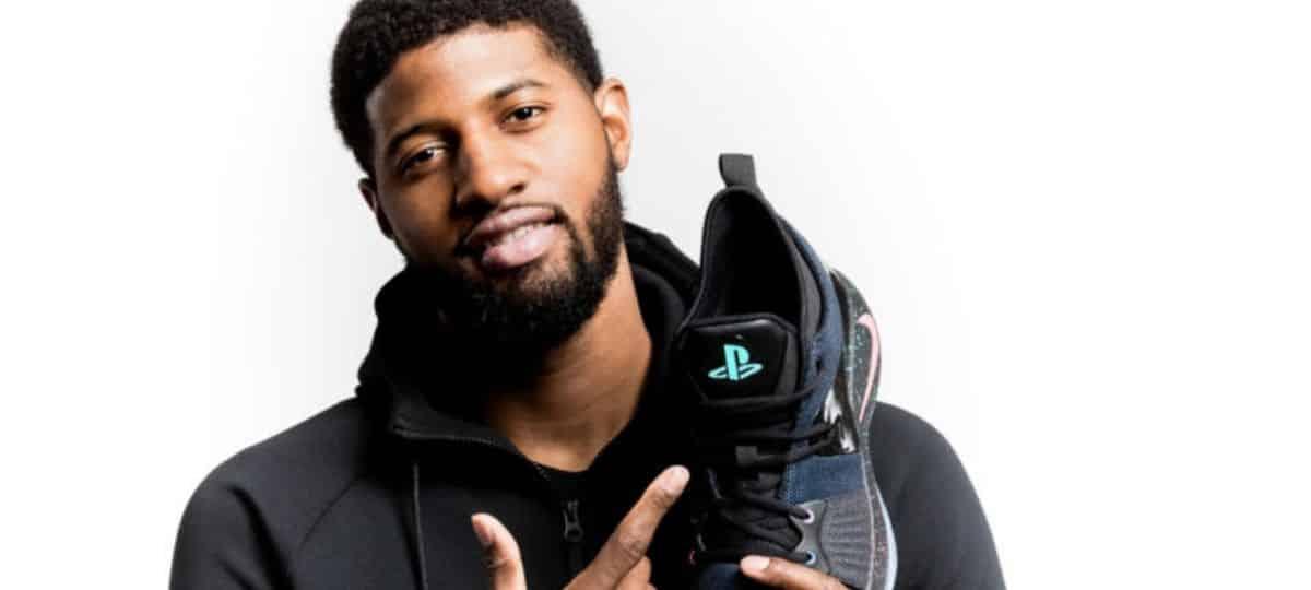 PS5 la paire de baskets entre Playstation et Nike débarque bientôt !