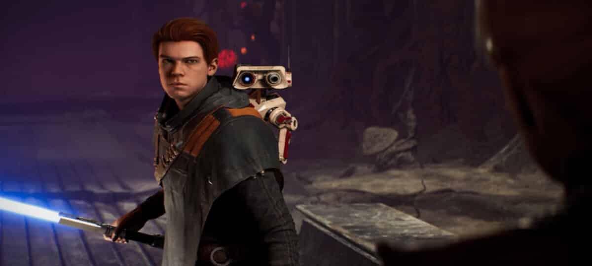PS5 - le jeu «Star Wars Jedi Fallen Order» confirmé sur la console