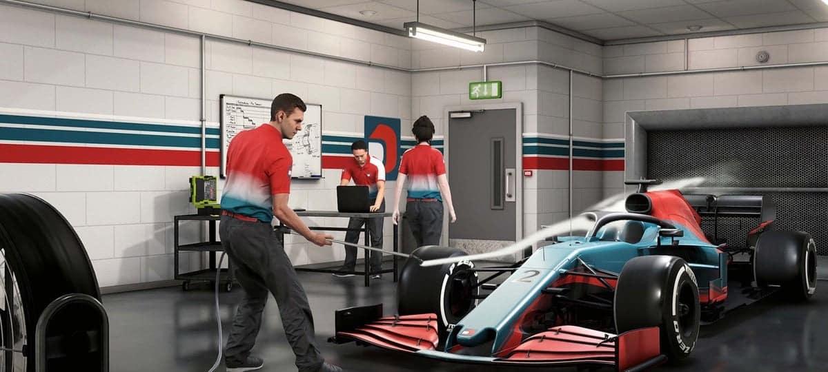 PS5: le jeu vidéo «F1 2021» arrive bientôt sur la console de Sony !