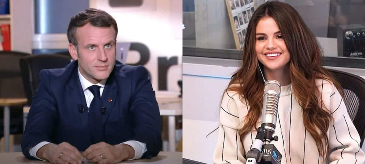 Selena Gomez: Emmanuel Macron lui répond au sujet de la Covid-19 !