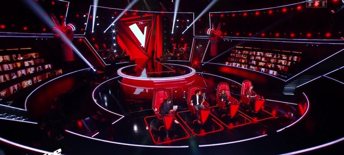 The Voice: les battles filmées avec un public sur TF1 ce soir !