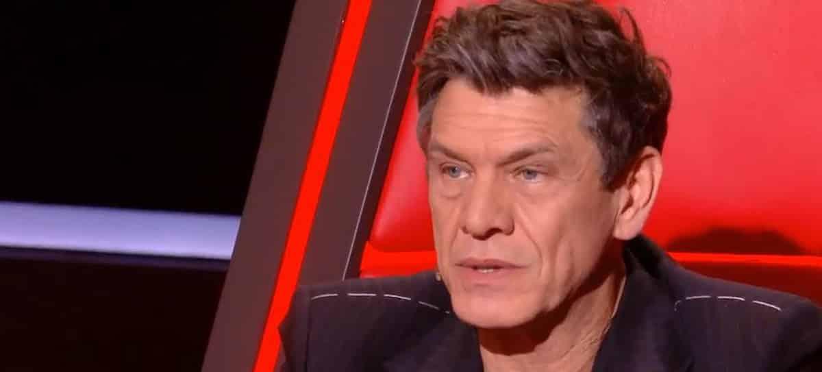 The Voice: Marc Lavoine en pleurs face à l'élimination d'un candidat !