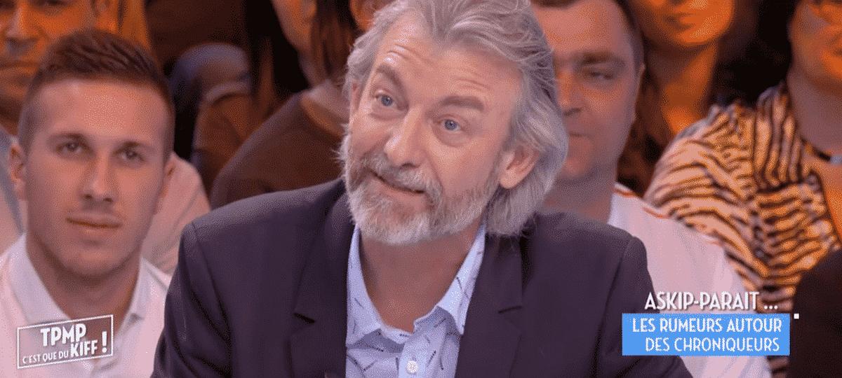 TPMP: Gilles Verdez pète un câble face à Sylvie Ortega Munos !