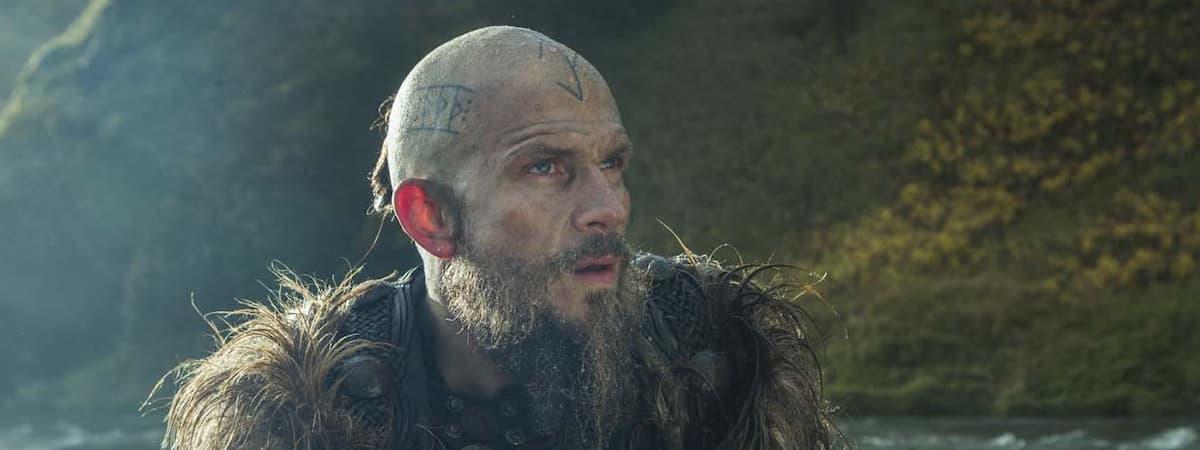 Vikings- Floki élu personnage principal de la série par les fans !