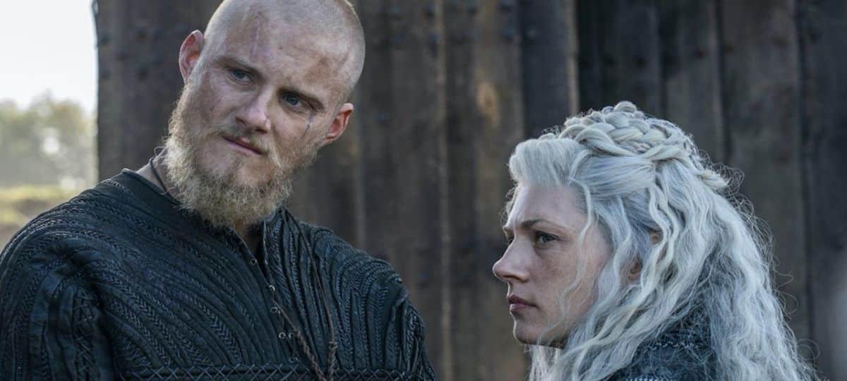 Vikings saison 6: que signifie l'énorme serpent sorti de la mer ?
