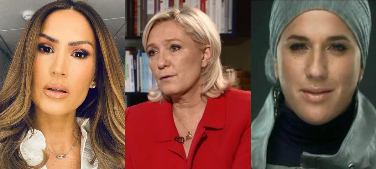 Vitaa attaque Marine Le Pen dans sa reprise de «Marine» de Diam's !