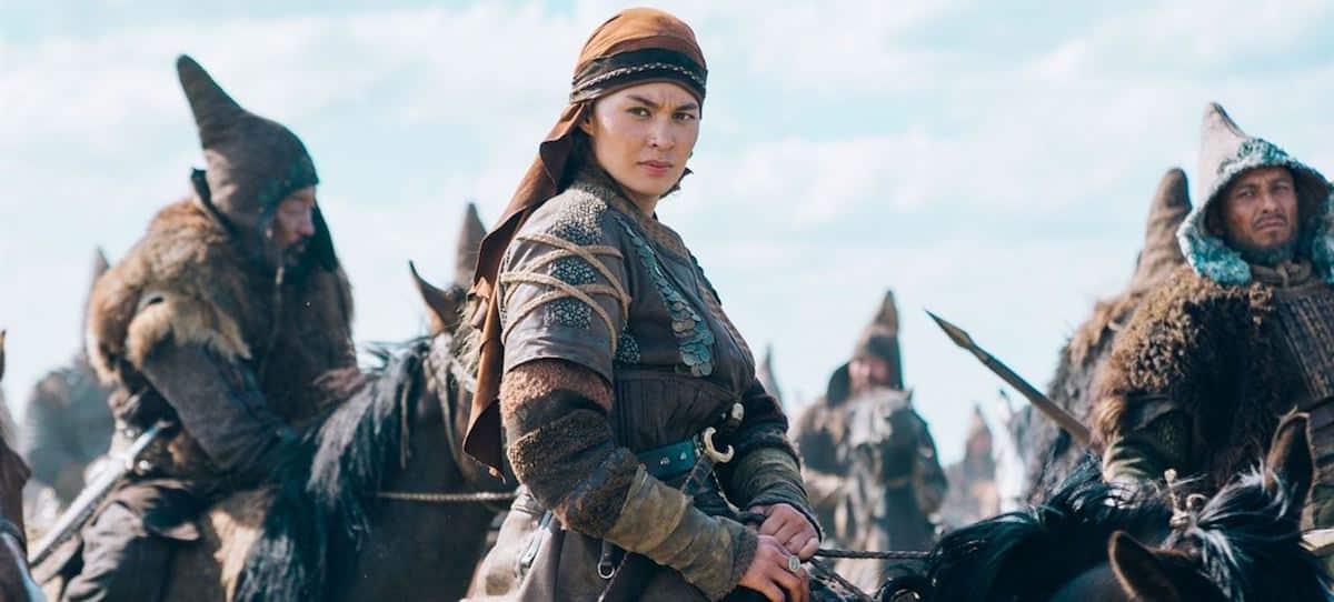 Amazon Prime: le film historique «Tomiris» bientôt dispo en France ?