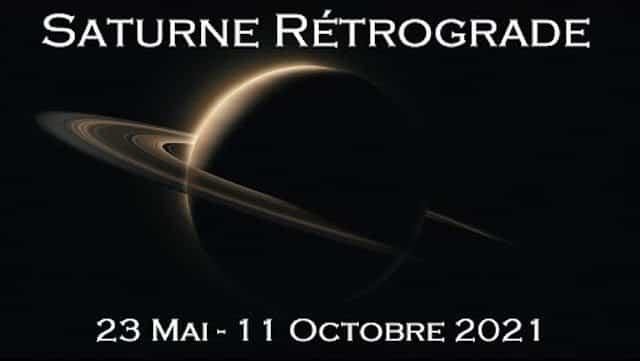Astrologie: ces deux signes astro vont subir la rétrograde de Saturne !